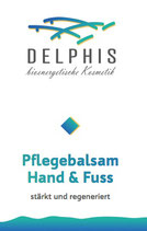 08 DELPHIS HAND & FUSS Pfelgebalsam
