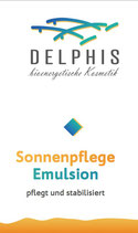 11 DELPHIS SONNENPFLEGE Emulsion