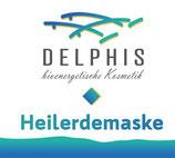 03 DELPHIS HEILERDENMASKE Gesichtsplege