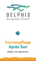 12 DELPHIS SONNENPFLEGE Apres-Sun