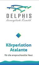 10 DELPHIS ATALANTE Körperlotion