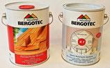 Doppelpack - Bergotec Holzschutz-Grund plus Bergotec Venti Holz-Lack System 4 in 1