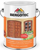 Bergotec Kompakt Langzeitschutz-Lasur - außen und innen - tropffrei