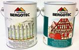 Doppelpack - Bergotec Aqua-Isoliergrund plus Bergotec Acryl-Deckfarbe