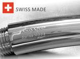 SwissClima™ Zigzac Chrom/Inox