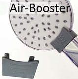 Air-Booster für Prosecco Duschkopf