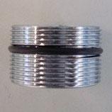 Adapter «Caché» (roter Schlüssel) Ø ca. 21 mm