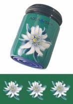 AquaClic® Edelweiss green
