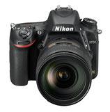Nikon D750 + AF-S NIKKOR 24–120 mm 1:4G ED VR Kit