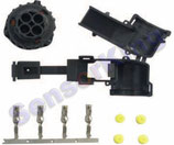3703-02159YA2 Cable repair kit 4-pin round contact/90°(also for Kitas I and II)