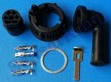 3703-02159B Connector Kit-4 Spade Pins, Ref:2159.92 00 00 09