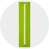 ZEIT:FREUND Filz apfelgrün