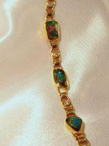 Opal-Armband Boulder