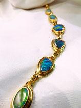 Boulder Opal Armband