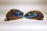 Opal - versteinertes Holz