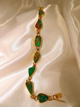 Opal-Armband