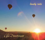 "CD ""lovely ride"""