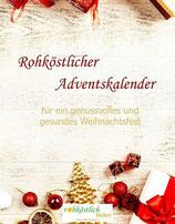 Rohköstlicher Adventskalender Onlineversion
