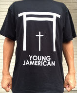 YOUNG JAMERICAN LOGO Tシャツ