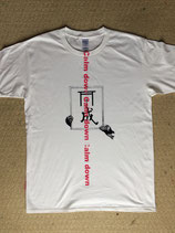 「 成」TシャツミスプリVersion