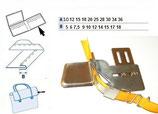 Einfasser Universal für Industrienähmaschine  N224