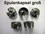 Spulenkapsel für 2 Transport Nähmaschine großen Spulen z.b 0302,0302CX
