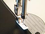 Teflonfuß auch für Nähmaschine mit NADELTRANSPORT Dünne Fuß T363