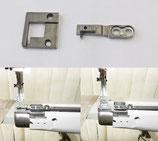 Stichplatte + Untertransport für Einfasser, 3 Transportmaschine Pfaff 335