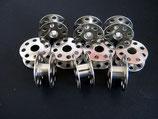 20 Spulen 21 x 9 mm für Industrienähmaschine Metall. 270010W.