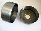 Messer Glockenmesser für Lederschärfmaschine YXP-3(5) und baugleiche
