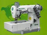 Coverlock 3 Nadel. Industrie Nähemaschine ZJ-2500