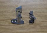 Stichplatte + Fuß (dünne Stich) für Industrie OVERLOCK . N757DST
