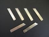 Untermesser für Industrie OVERLOCK  . Untermesser N757