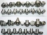 Auswahl Ösenwerkzeug für Universal Handpresse  . Presswerkzeug PN