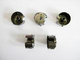 Spulenkapsel + Bremsfeder für Industrienähmaschine  ZOJE 8700. N8700B