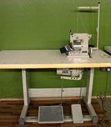 Overlock Kettelmaschine versäubert Teppich Decken KX1-2