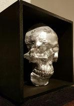 Skull-BOX A  /  20cm x 20cm x 10cm