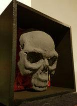 Skull-BOX B  /  20cm x 20cm x 10cm