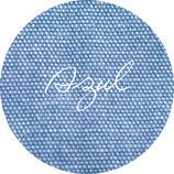 Delantal Azul