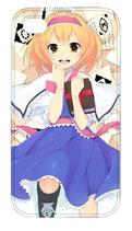 アリス・マーガトロイドiPhone4S用カバー
