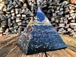 Pyramide EM blau