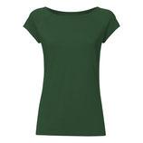 Cap Sleeve scarab green