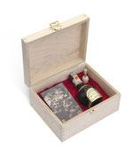 Bauletto personalizzato con Aceto Balsamico Tradizionale di Modena D.O.P. Extra Vecchio