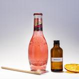 Limoncello & Hibiscus Tonic