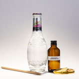 Tanqueray London dry gin & dry pink pepper tonic