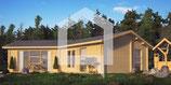 Doria spessore pareti 68 mm completa finestre porte e pavimento