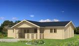 Casa in legno modello MIDORI