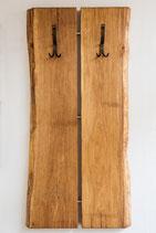 Garderobe aus Eichenholz