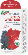 Revital ROTES WEINLAUB Beinwohl-Elixier