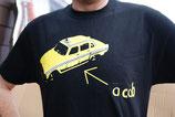 "T-Shirt ""a cab"""